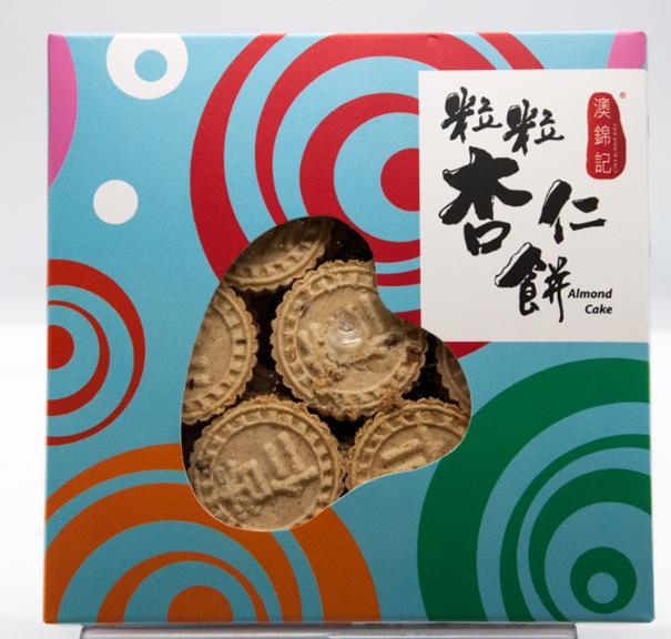 Oh Kam Kei Almond Cookies 360g