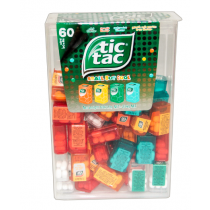 Tic Tac Lilliput Mixed 3.9gx60
