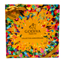 Godiva Gd 90th Anni 18pcs 220g