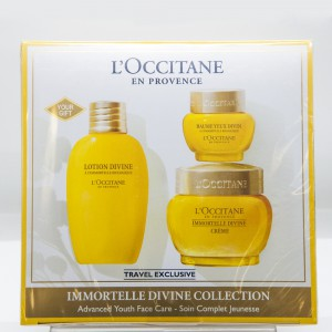 Loccitane New Immortelle Divine Kit