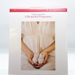 Clarins Bty Pregnancy Set