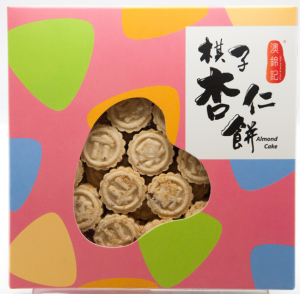 Oh Kam Kei Mini Almond Cookies 360g