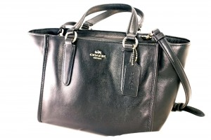 COACH LLG Mini CrosbyLI/Blk