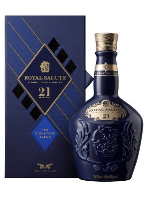 ROYAL SALUTE 21YO LITRE