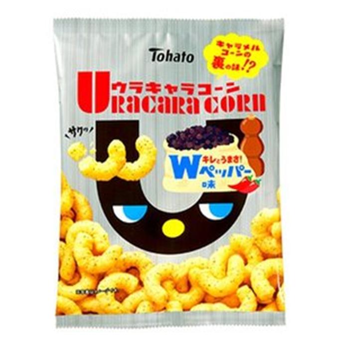桃哈多 - 黑椒味70g