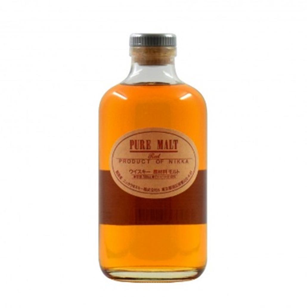日本尼克紅牌全麥威士忌500ml