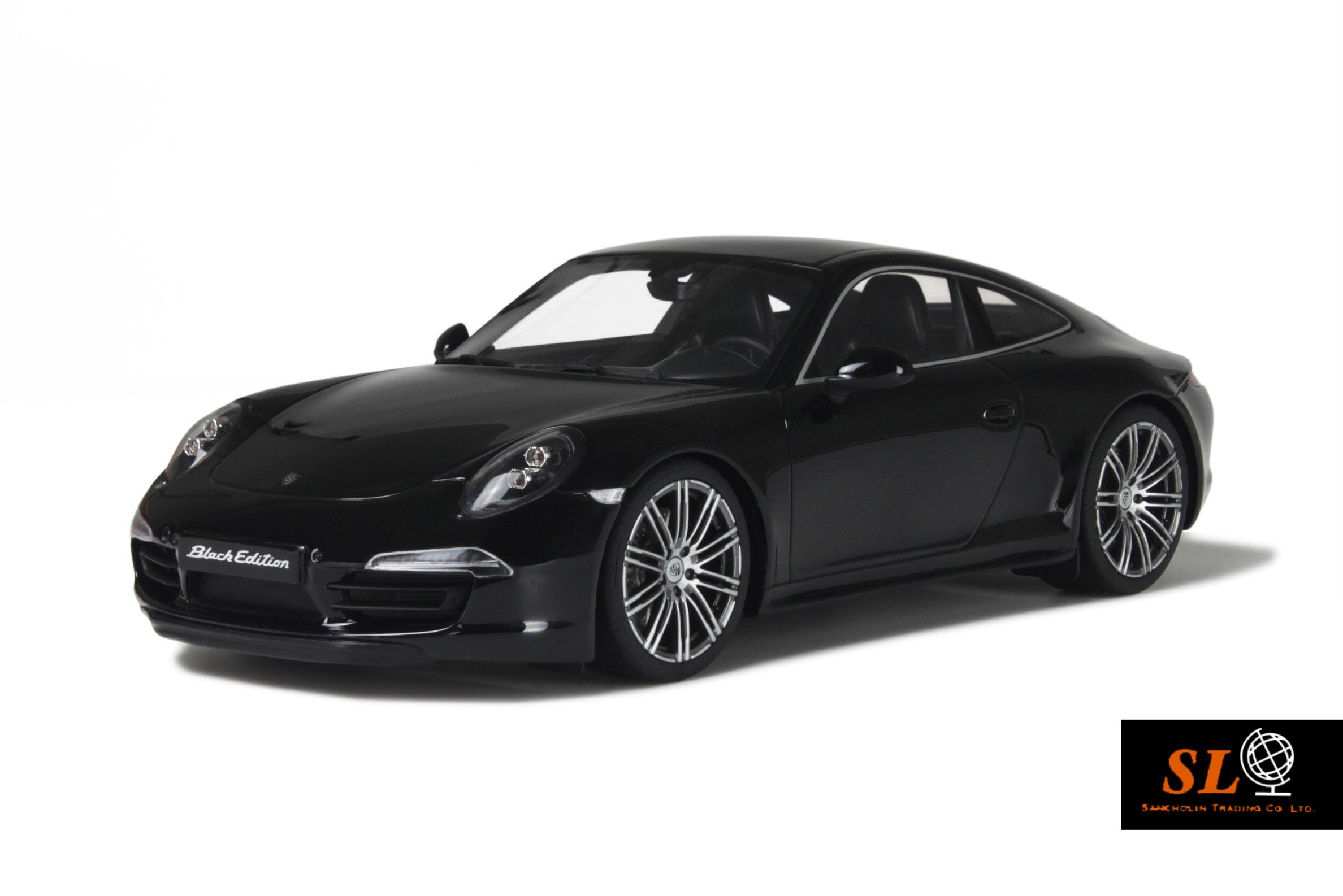 保時捷911 (991) CARRERA 4 BLACK EDITION