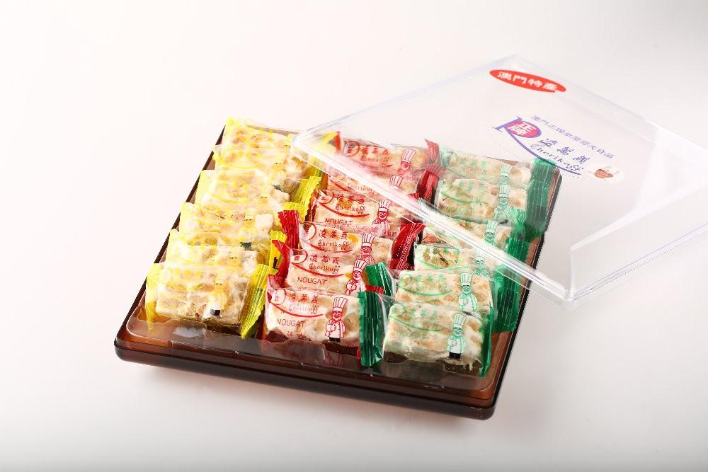 正方盒紐結糖(原味/水果味)