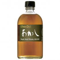 明石 白橡木單一純麥芽威士忌500ml