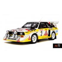 奧迪 QUATTRO S1 RALLYE MONTE-CARLO 1986