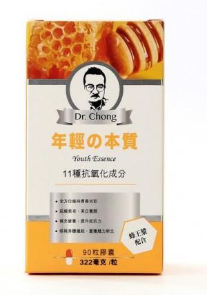 Dr‧Chong 年輕の本質
