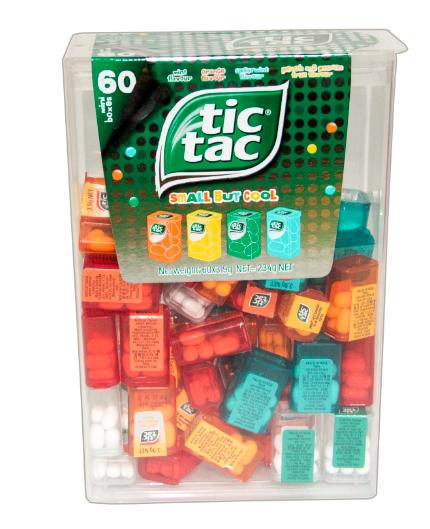嘀噠糖特大禮盒 內有60迷你小盒 234克
