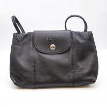 Le Pliage Leder/Black