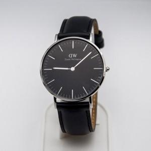 Classic Black Sheffield (Silver) 36mm