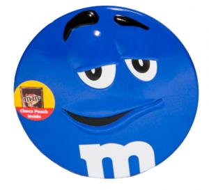M&M'S 卡通造型朱古力鐵罐 200克
