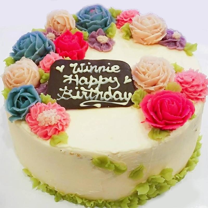 2Lb Cake