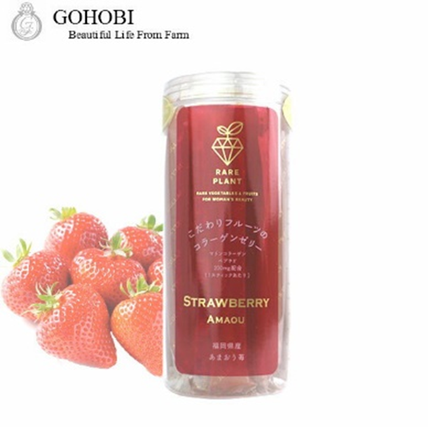 GOHOBI Fruit Collagen Fukuoka - Strawberry
