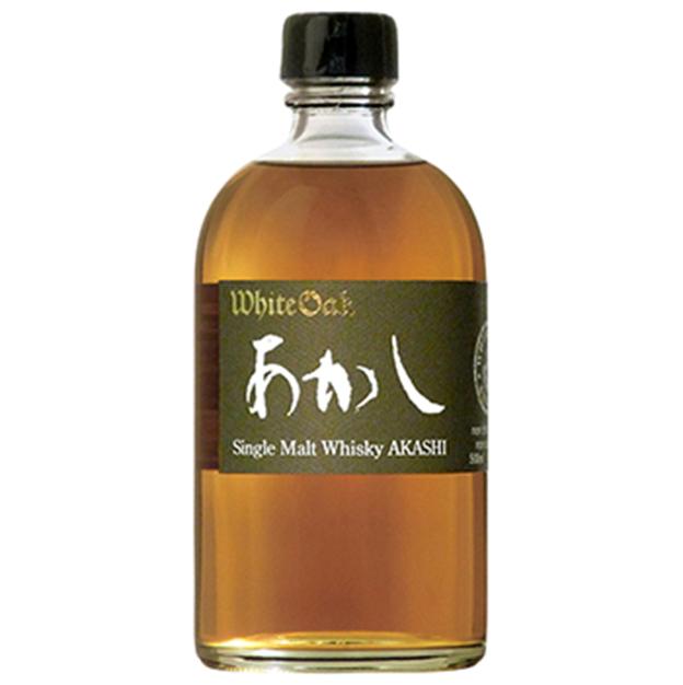 Akashi White Oak Single Pure Malt Whisky 500ml