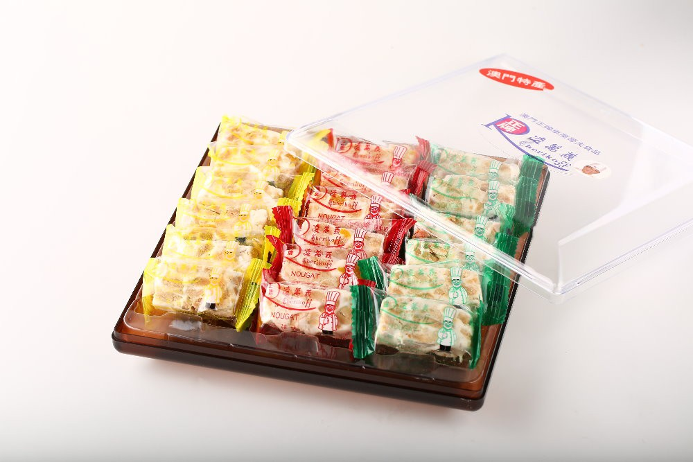 Nougat with Square Box (Original/Fruit)