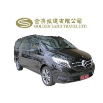 Macau Car Hire (M. Benz V220d)