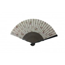 NO.517 Delicate laced-folding fan