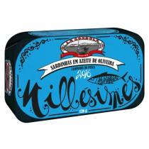 La Gondola Sardines in Olive Oil - Millesimes 2016