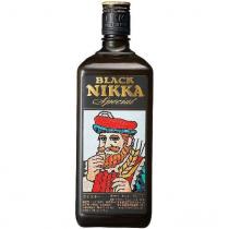BLACK NIKKA Black One Shirley Barrel Special Whisky 42 Degrees 720ML