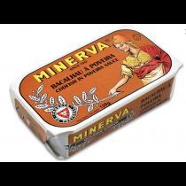 Minerva Codfish/Bacalhau in Poveira Sauce