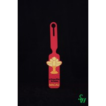 NO. 01020002 Luggage Tag - Golden Lotus