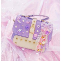 Small Handbag - Purple
