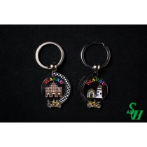 NO. 02010023 Metal Key Ring - Racing : Colina da Guia