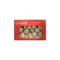 Selected Natural Log-cultivated Shiitake Mushroom