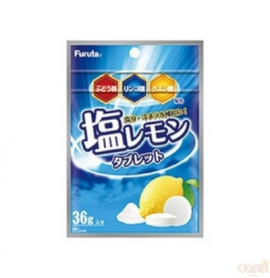 Salt lemon sugar 40g