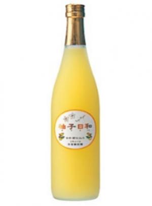 Hamafukutsuru Yuzuyigei sake 100% mature grapefruit 720ML