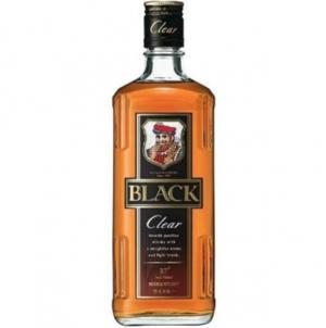 BLACK NIKKA Black One Shirley Barrel Whiskey 37 Degrees 700ML