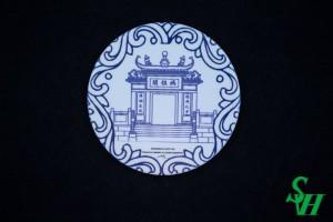 NO. 15170005 Coaster - A-Ma Temple