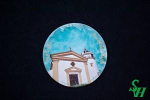 NO. 15170007 Coaster - Light House