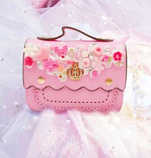 Small Handbag - Crown