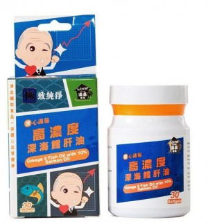 WinnerGroup Omega 3 Fish Oil with 10% Salmon oil
